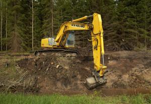Maaparandusobjekti rekonstrueerimine