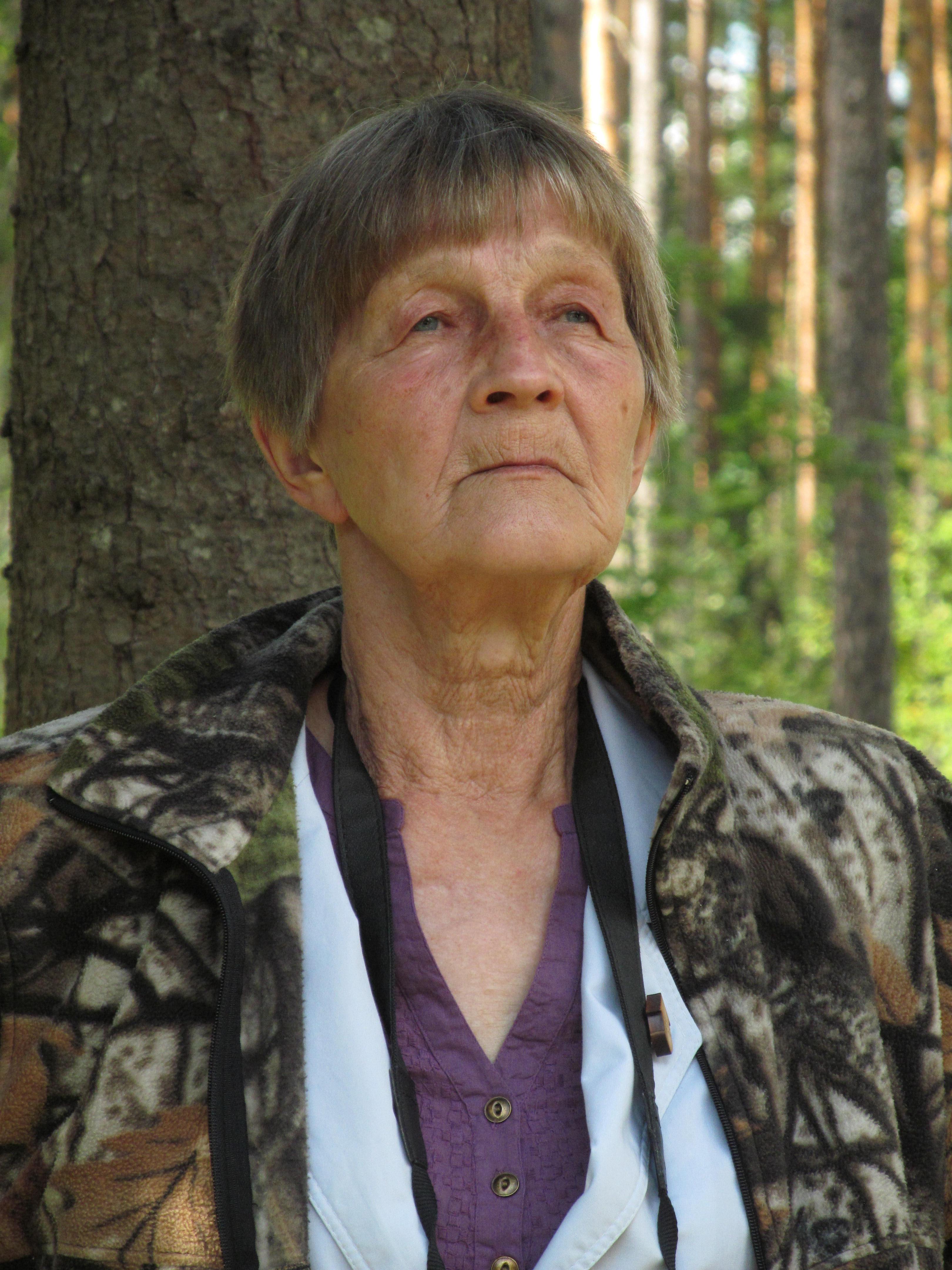 Leili Mihkelson, metsamajandaja, metsaomanik