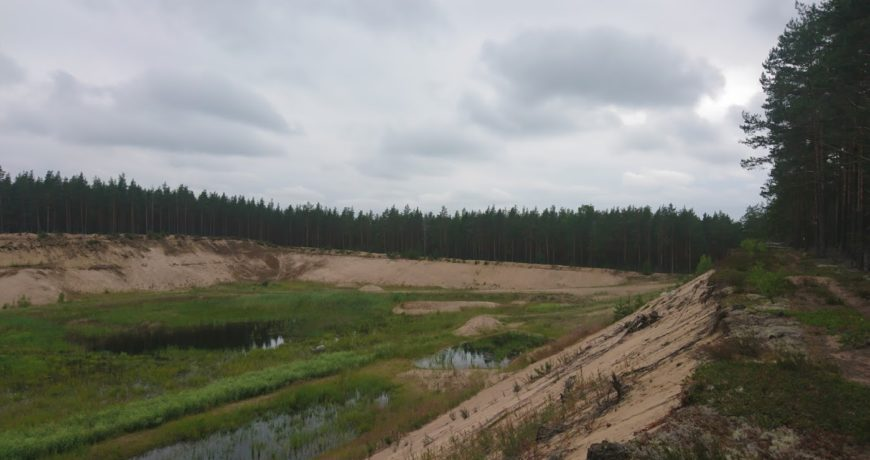 karjäär, maavarad, kaevandus, liiv
