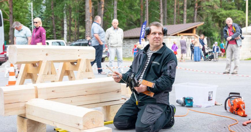 Ahto Naruski, puiitmajaehitaja